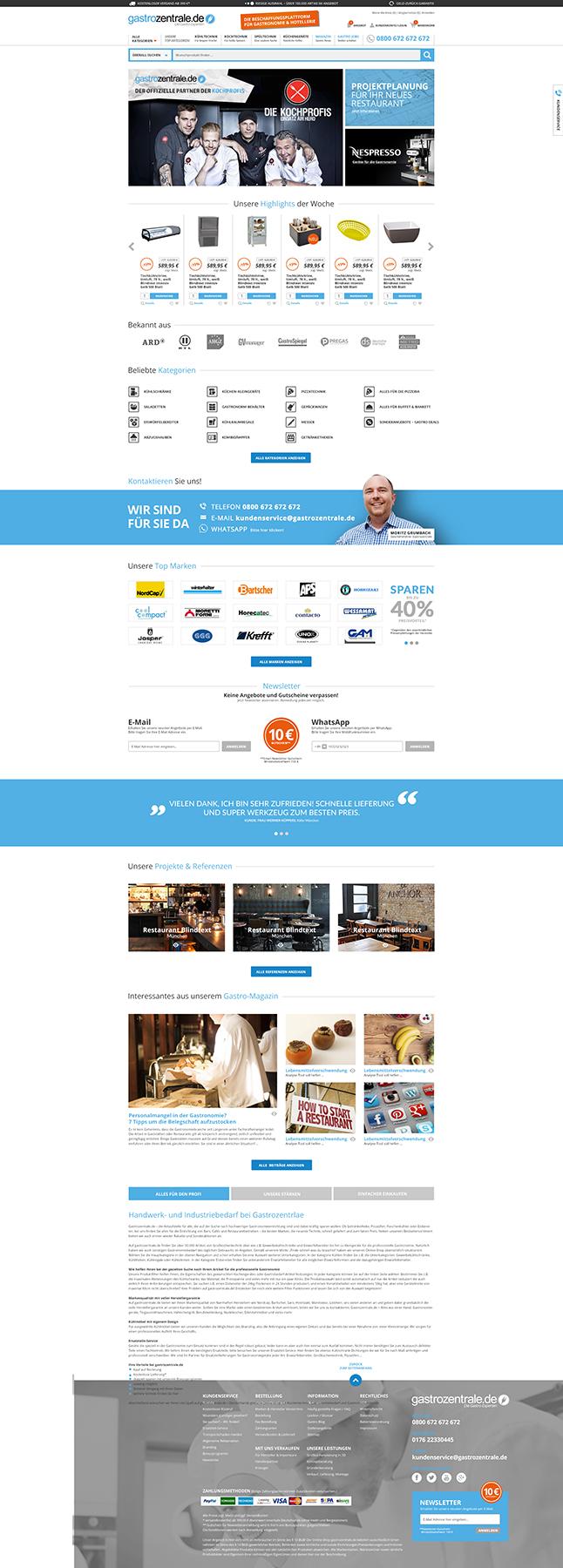 160824 Gastrozentrale_Webseite_Start